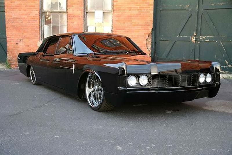 68 Lincoln Continental | Awesome Cars & Trucks | Pinterest | Cars