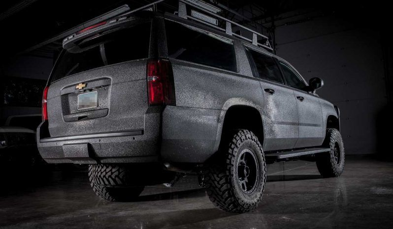 Armored Tactical SWAT Suburban, Bulletproof SUV | Chevy ...