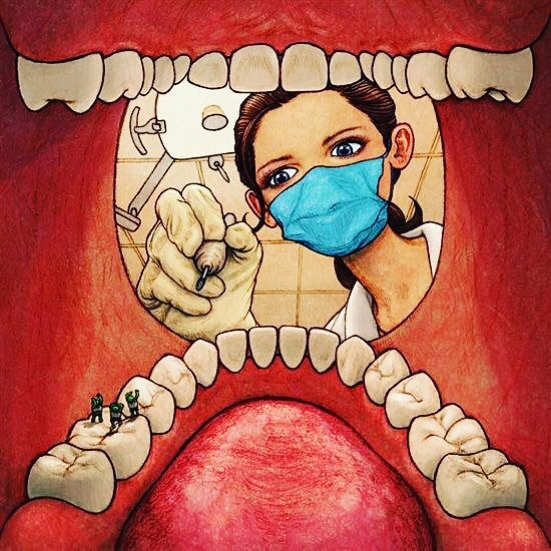 """Teeth FAQ Blog on Instagram """"Ready for another week of"""