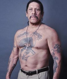 0464c633d5be4 danny trejo - Google keresés | Men and their Tats | Danny trejo ...