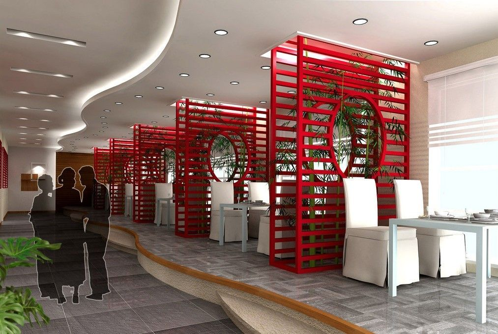 Appealing Interior Decoration Restaurant S Best Ideas Asian For Modern Interior Design Restaurant Interior Design Restaurant Interior Modern Chinese Interior