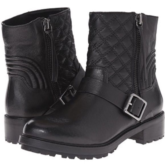 Steve Madden Rivalree Moto Boot Brand new, never worn! So cute with jeans or shorts! Comment any questions :-) Steve Madden Shoes Ankle Boots & Booties