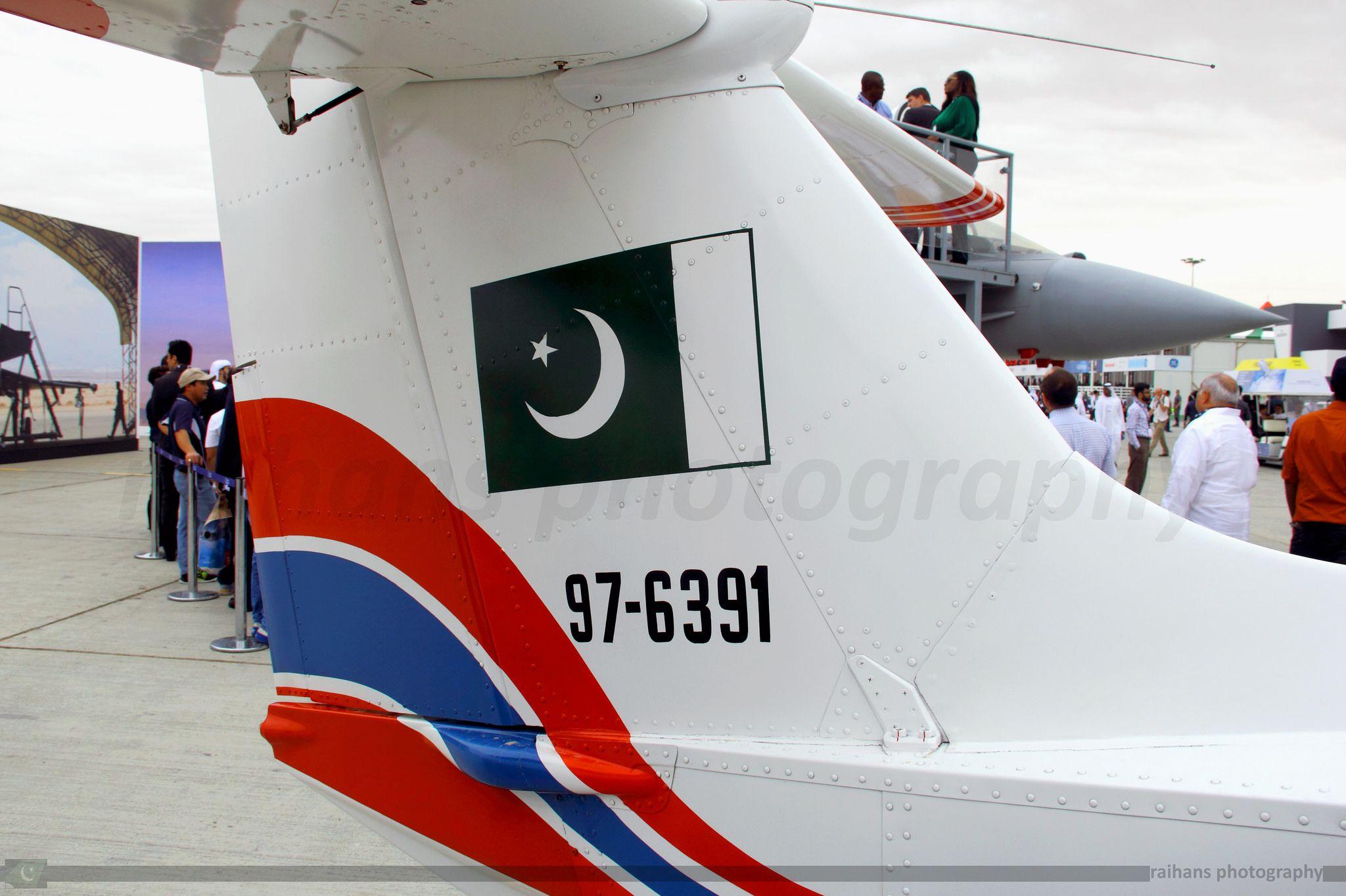 Pakistan Air Force Super Mushshak SMK 1711 976391