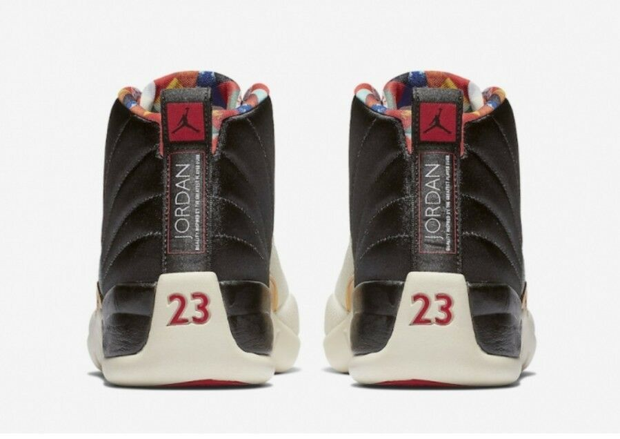 the best attitude 76327 5d50d Details about NEW Nike Air Jordan XII Retro 12 Chinese New ...
