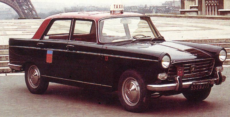 peugeot g7 taxi a votre service pinterest voiture en taxi. Black Bedroom Furniture Sets. Home Design Ideas