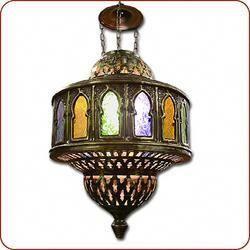 Mechouar Hanging Lamp Glasslamps Hanging Lamp Moroccan