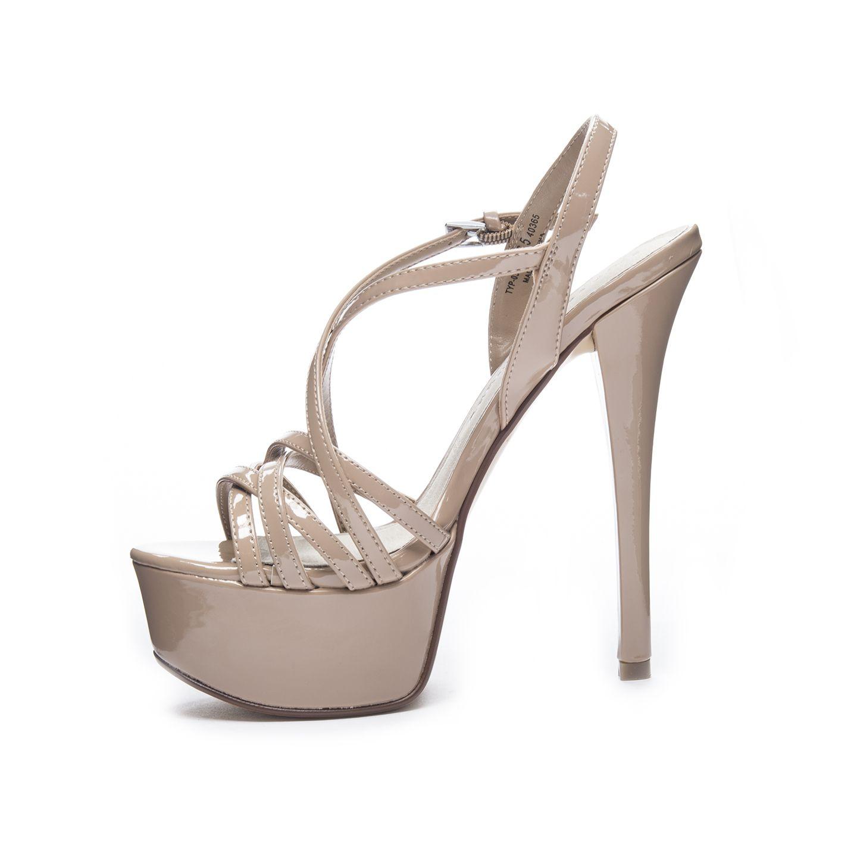 Teaser Platform Stiletto Sandals In 2020 Heels Stiletto Sandals Platform Sandals