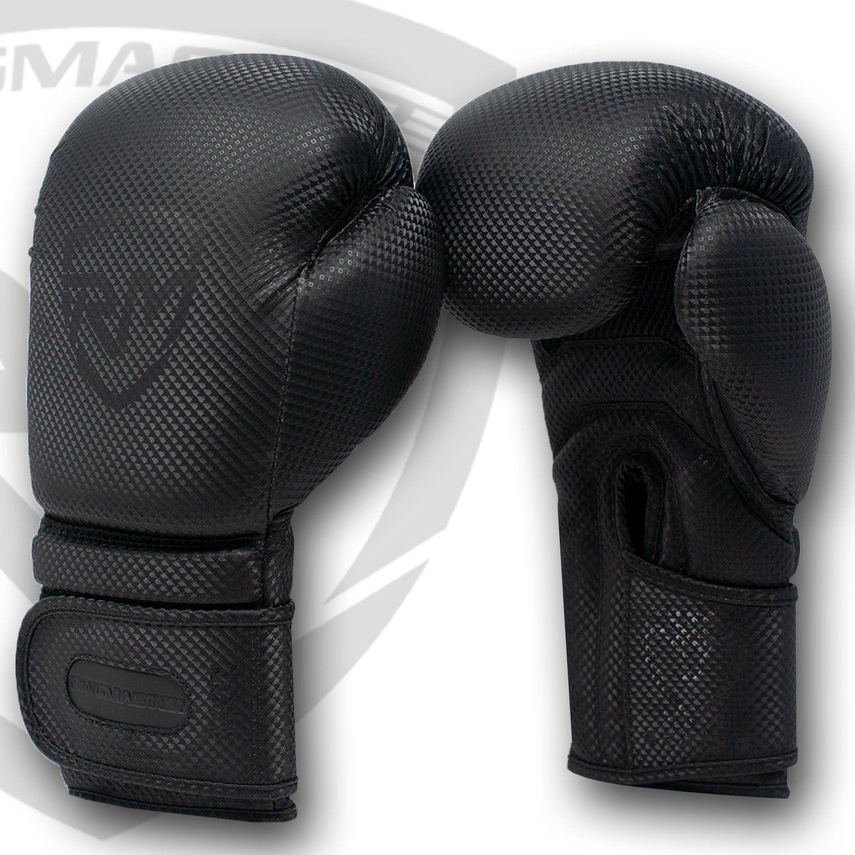 Photo of RingMaster Sports Cobra X2 Series Boxhandschuhe – Schwarz / 10oz