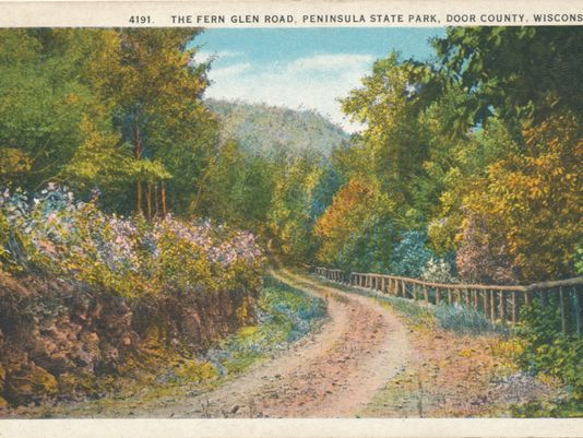 Traveling Back Through The Advocate Archives July 9 Park Photos State Parks Old Postcards