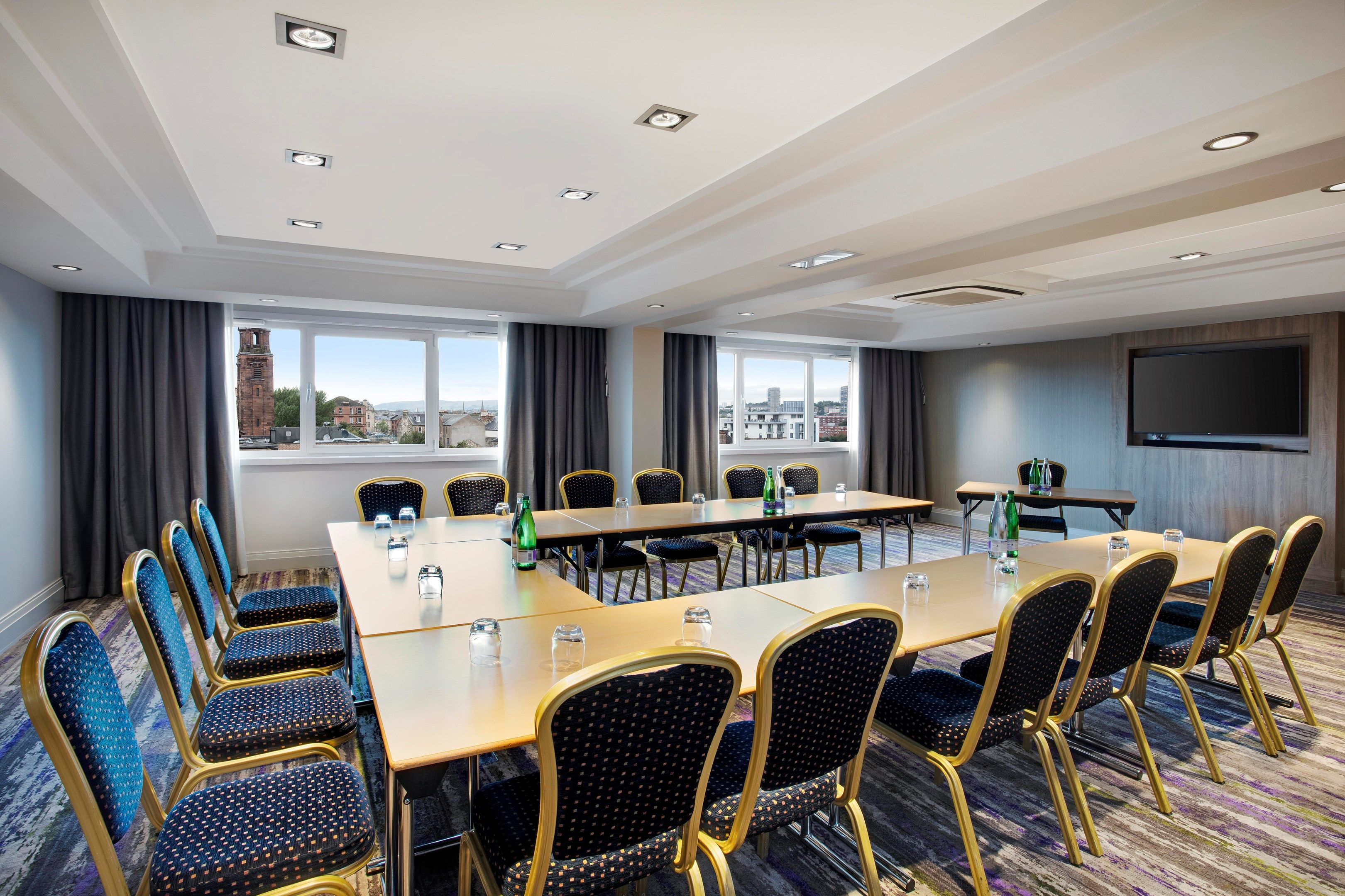 Glasgow Doubletree By Hilton Glasgow Central Maximum Capacity 1500 Glasgow Meeting Planner Conference