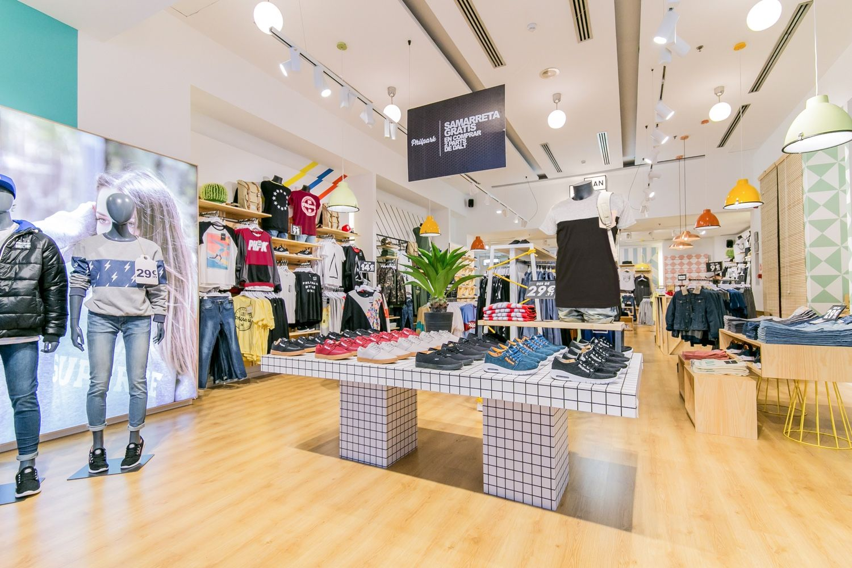 Philpark maquinista retail interiorismo barcelona retail design pinterest maquinista - Interiorismo barcelona ...