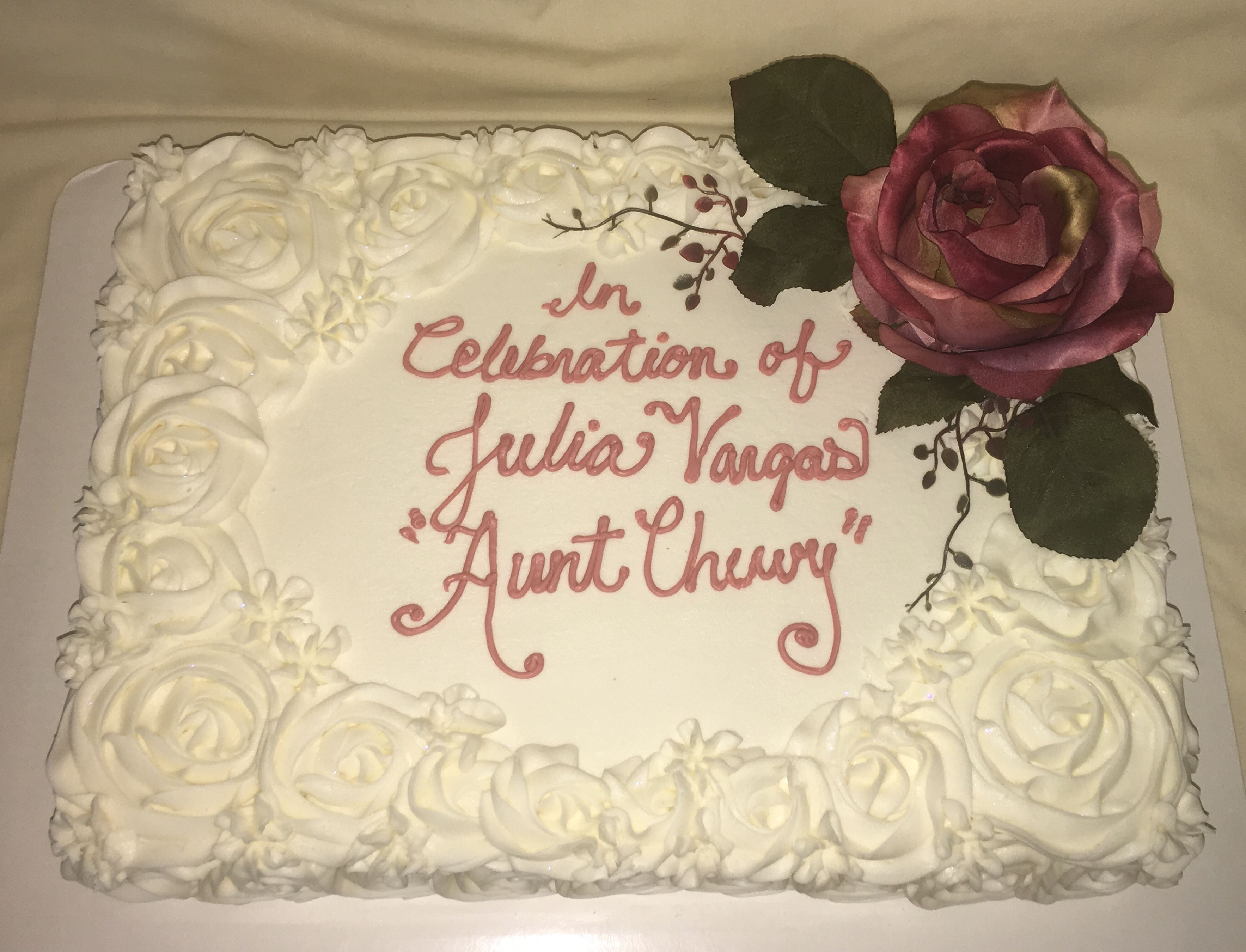 Celebration Of Life Cake By Inphinity Designs Please Visit And