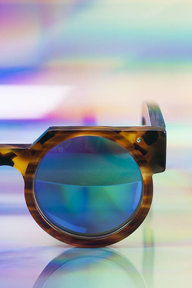 Le projet Lun's Sunglasses par Thevoz Choquet sur Clikclk