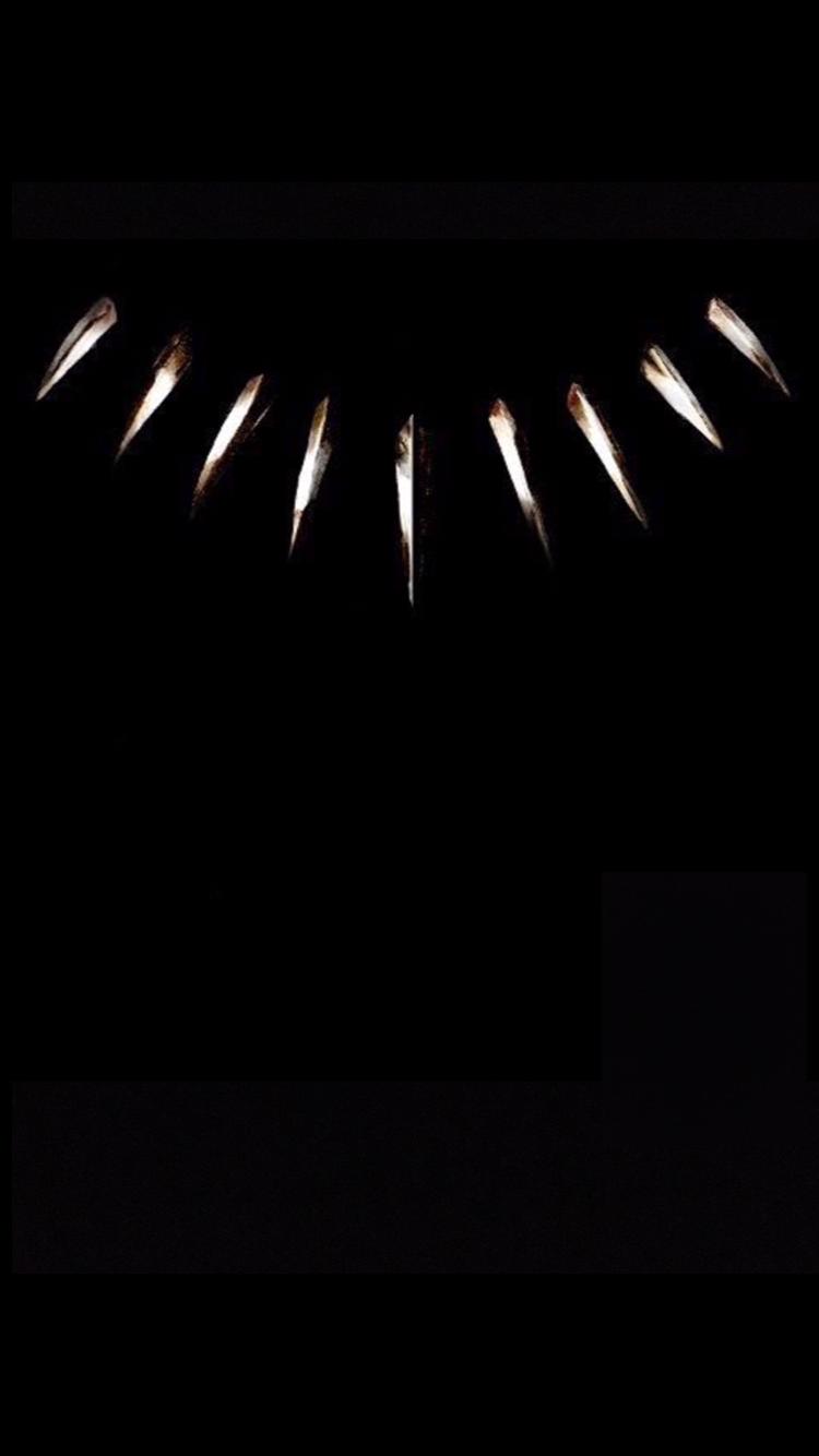 Iphone Wallpaper Marvel Wallpaper Black Wallpaper Black Panther Marvel