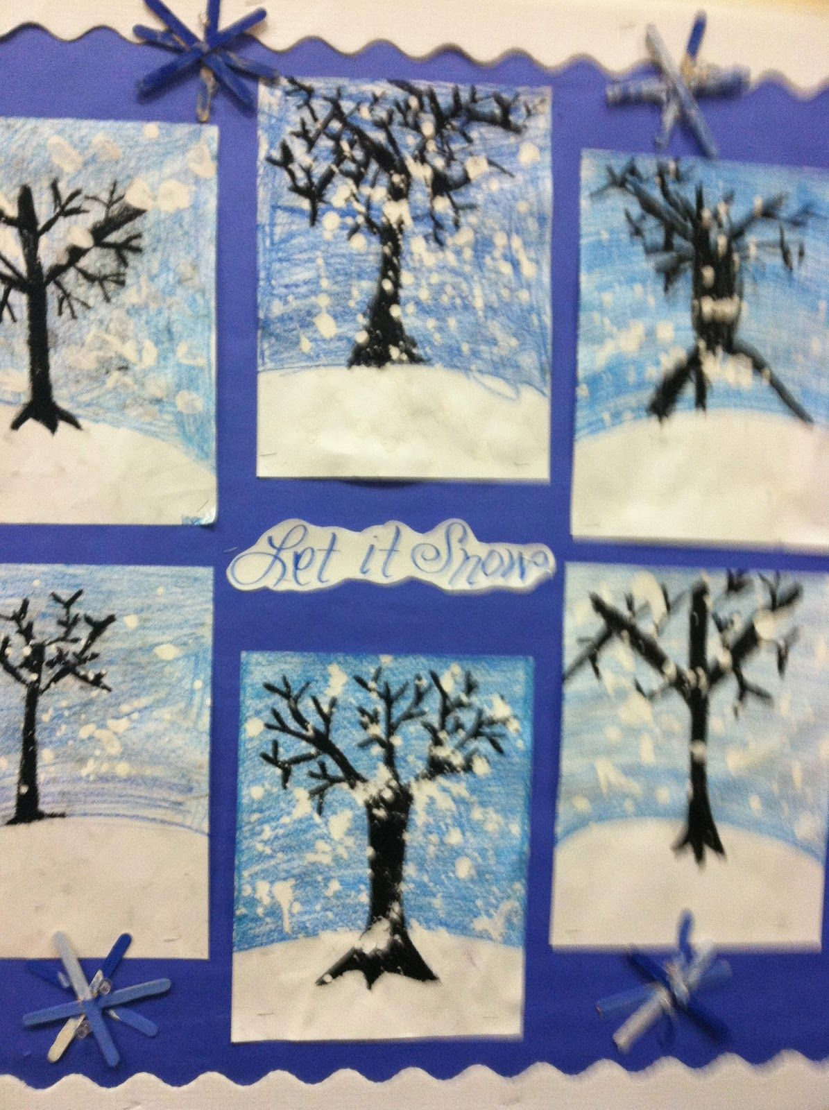 Winter Wonderland Fun Crafts And Board Ideas