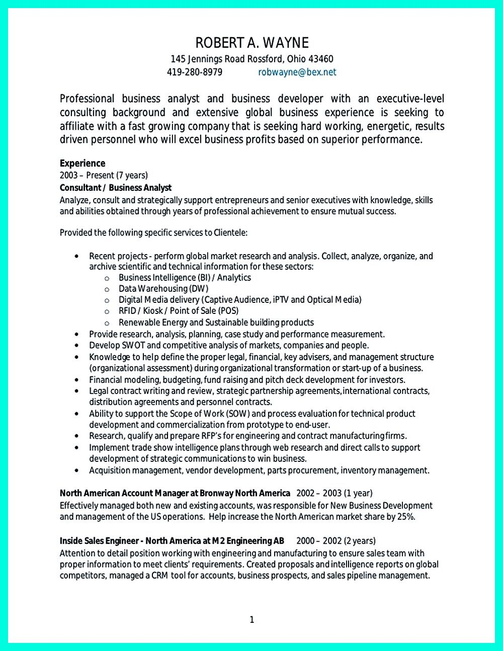 High Quality Data Analyst Resume Sample From Professionals Data Analyst Business Analyst Analyst