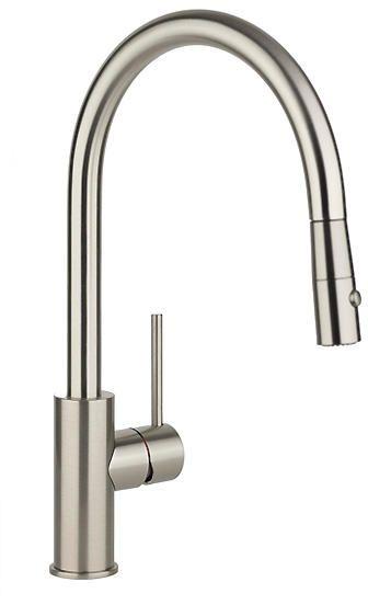 Elkay Harmony Pull Down Kitchen Faucet   House Bath and Kitchen ...