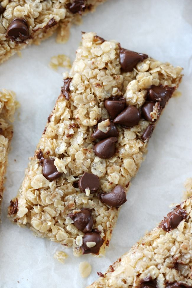 Soft, chewy, and sweetened with honey and brown sugar ...