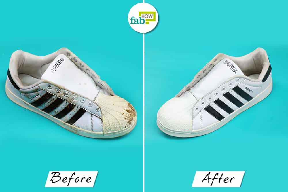 How to Clean Adidas Superstar the Right Way | Fab How