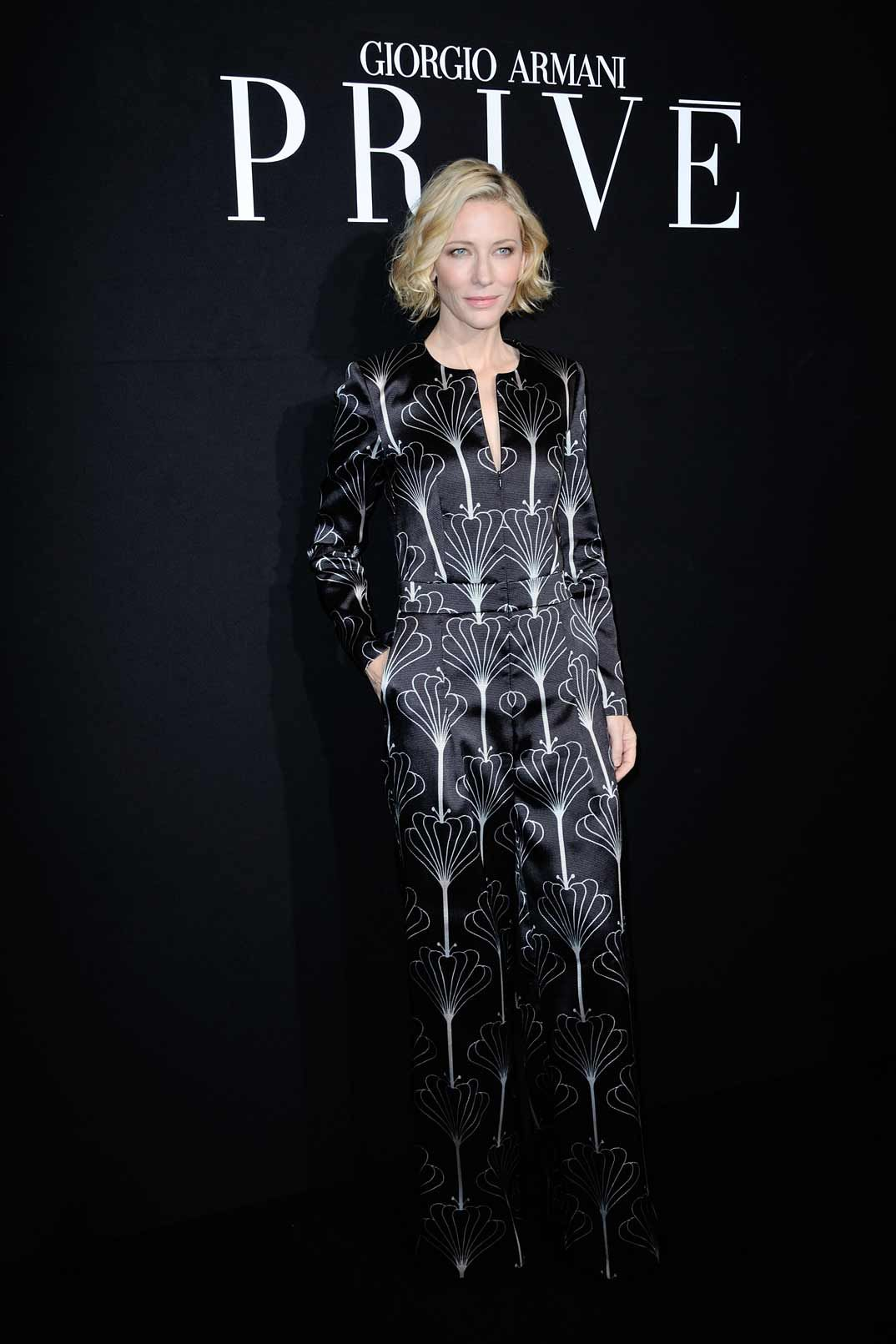 Paris Fashion Week 2016: Cate Blanchett