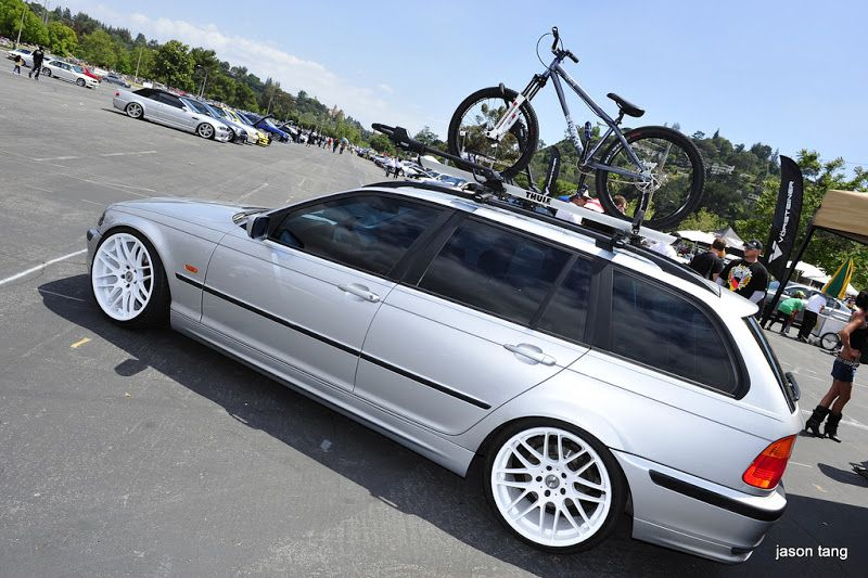E46 323 Fs 2000 Bmw 323it Touring Wagon 5 Speed Manual Sport Pkg Hk Silver On Black E46fanatics Bmw Touring E46 Touring Bmw