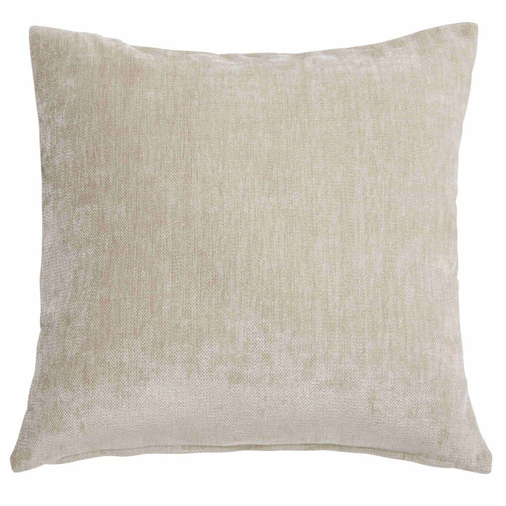 Kissen Beige 45x45cm Casa In 2019 Velvet Cushions Beige