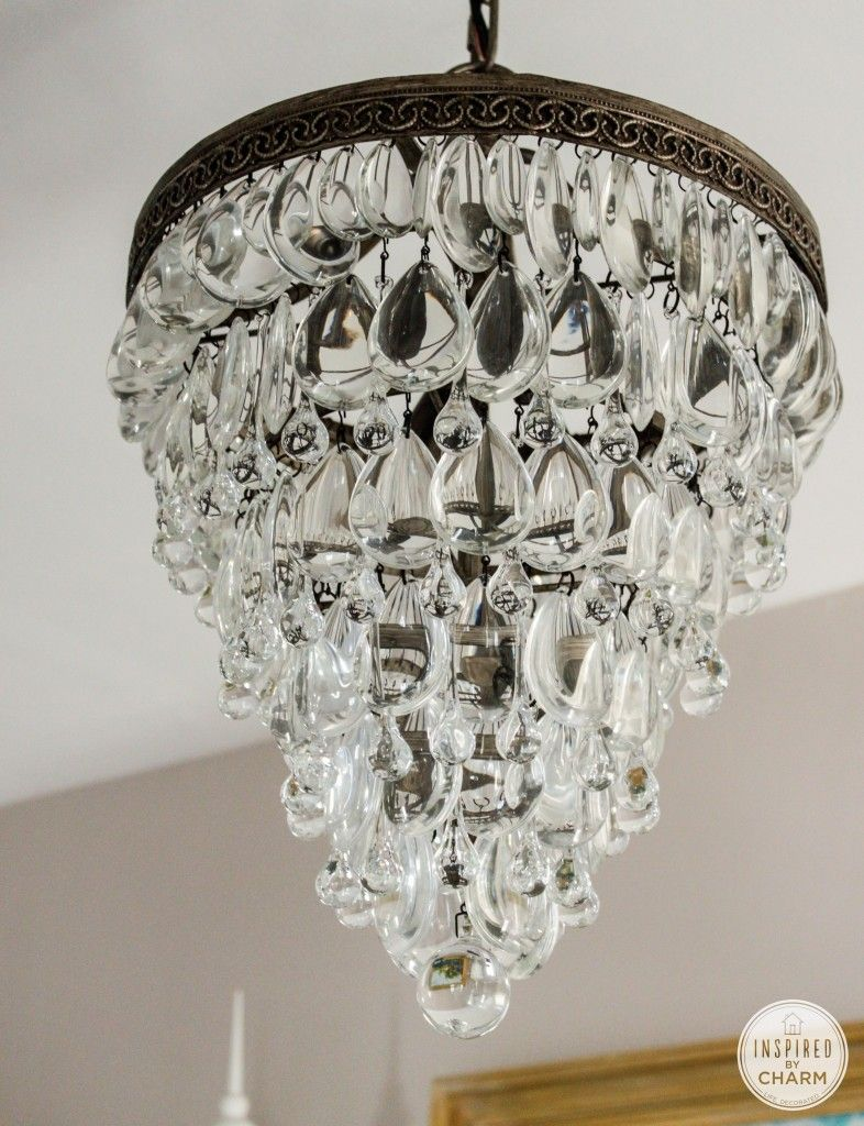 A New Light for the Hallway | Upstairs hallway, Chandeliers and ...