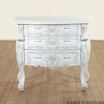 French Rococo Chest Dresser