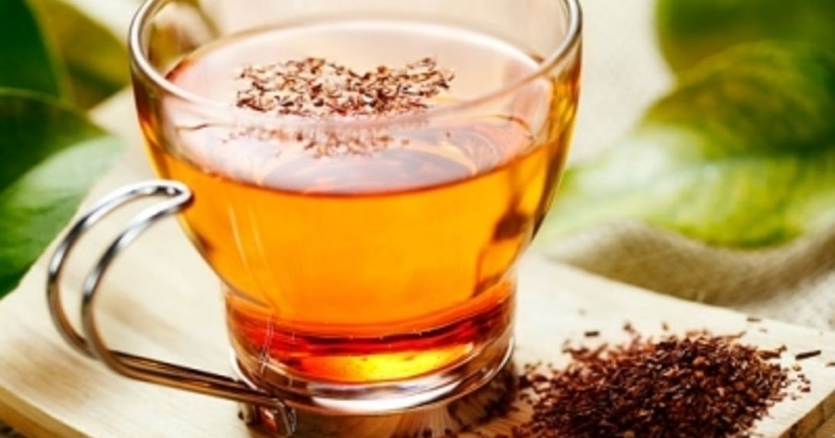7 ridiculously healthy benefits of drinking rooibos tea