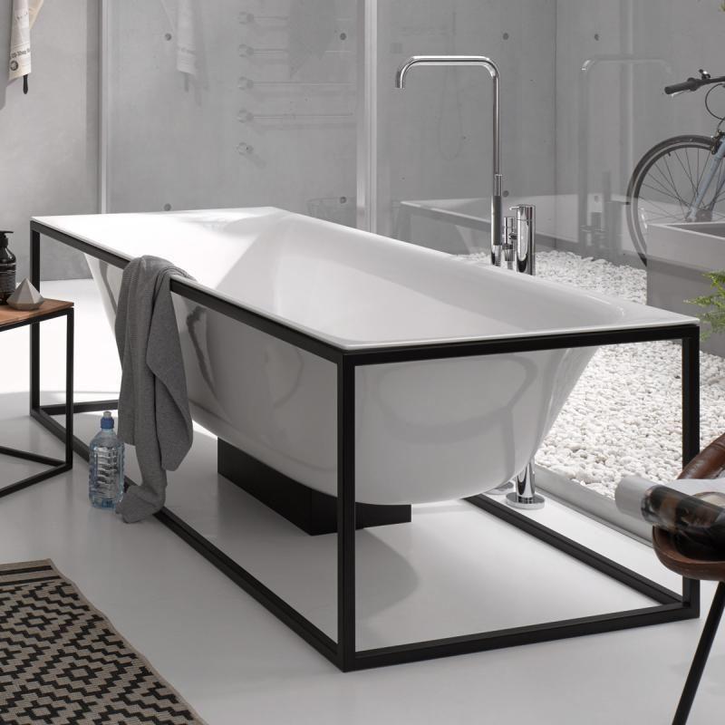 Bette Lux Shape Die Freistehende Badewanne Aus Hochwertigem