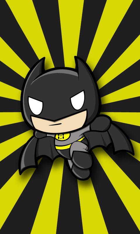Chibi Batman By Jerkysans On Deviantart Batman Chibi Superhero Wallpaper Batman Wallpaper