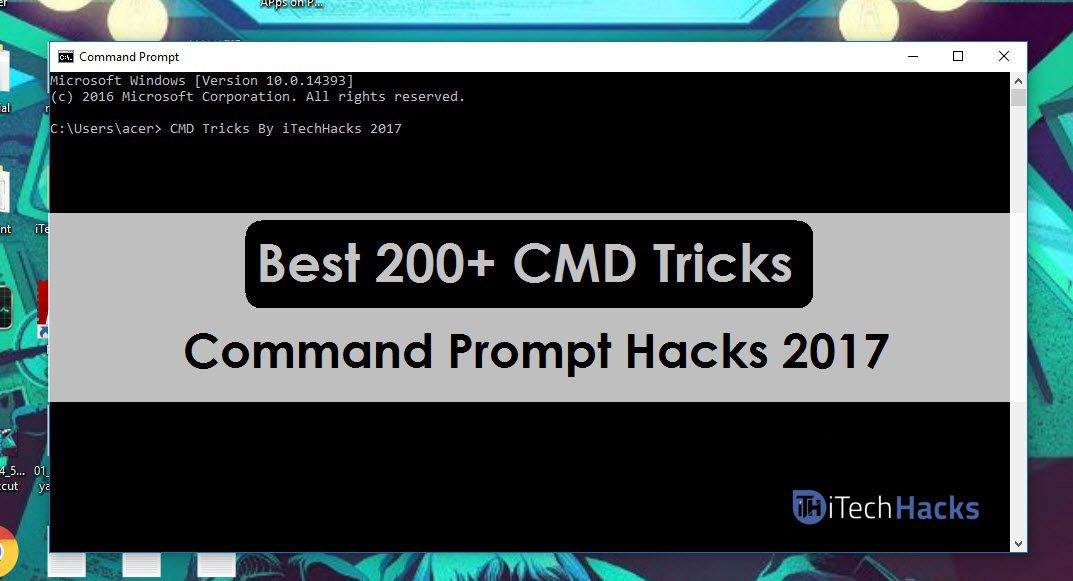 Best 200 Best CMD Command-Prompt Tricks and Hacks of 2017  Try out