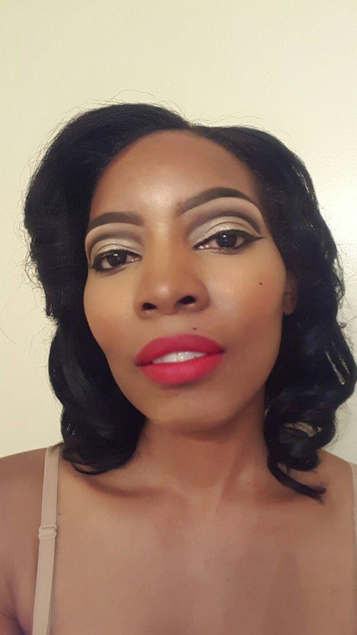 Pin by Punkin Mojo on Make Me Pretty   Vintage makeup