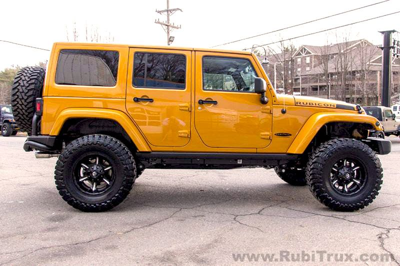 2014 Jeep Wrangler Rubicon Amp D Lifted Waiting For A Buyer To
