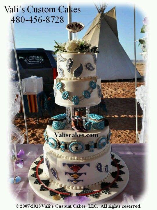 Navajo wedding cake | Food | Pinterest