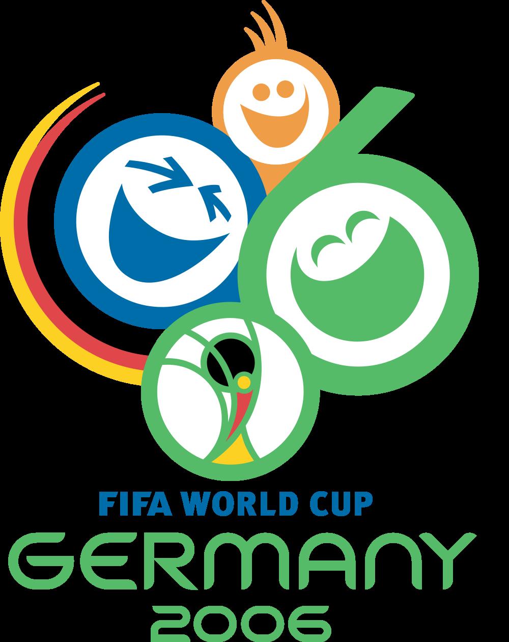 Resultado de imagen para alemania 2006 logo