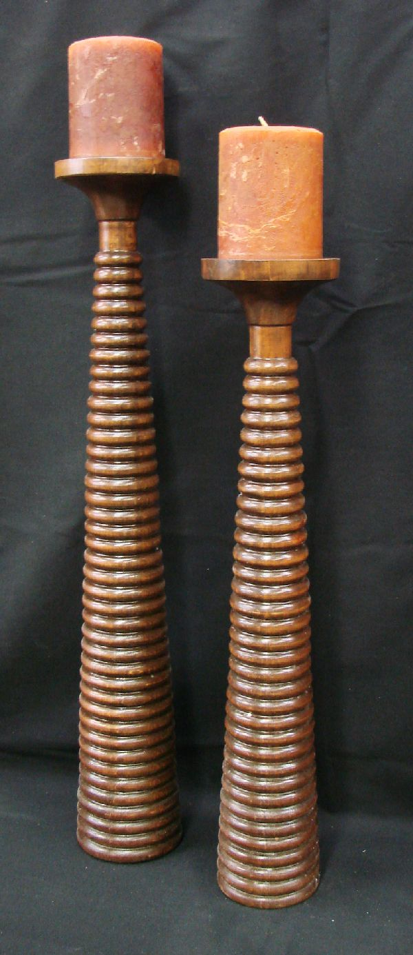 Unique Wooden Candle Holders Wood Turnings Candle