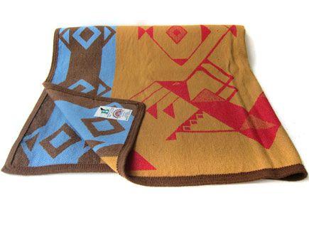 Boucher Boys & The Indian Navi Pesanda Blanket