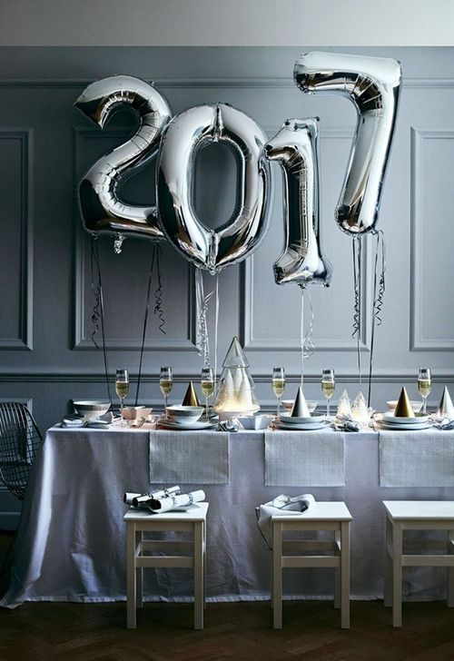 Cool 30+ Latest New Years Eve Table Decoration Ideas For ...