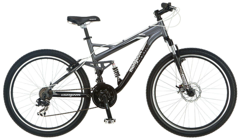 The Mongoose Impasse Dual Full Suspension #Bike offers ...