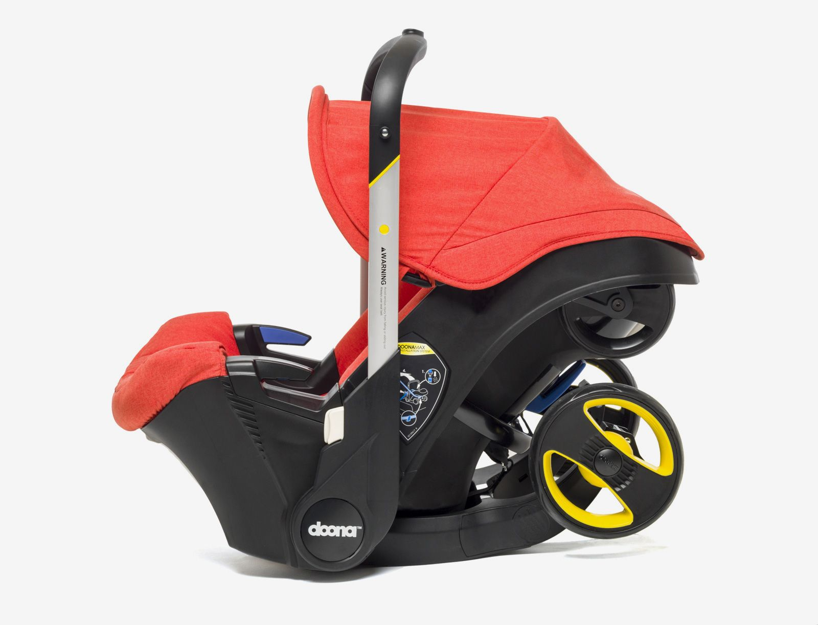 Doona the next generation car seat/stroller combo