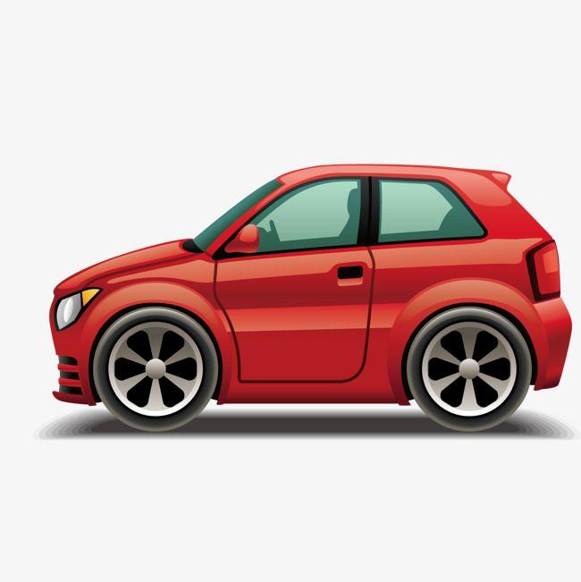Vector Red Cartoon Car Super Sports Car Car Cartoon Super Sport Cars Red Sports Car
