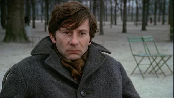 with roman polanski . paris . The Tenant / Le Locataire (1976)