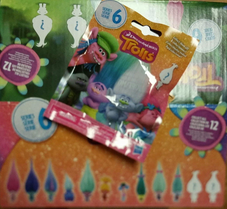 Trolls Blind Bag Series 6 Surprise Mini Figure Hasbro Dreamworks Collectable