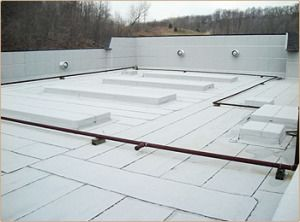 Modified Bitumen Commercial Roofing Single Ply Roofing Roofing