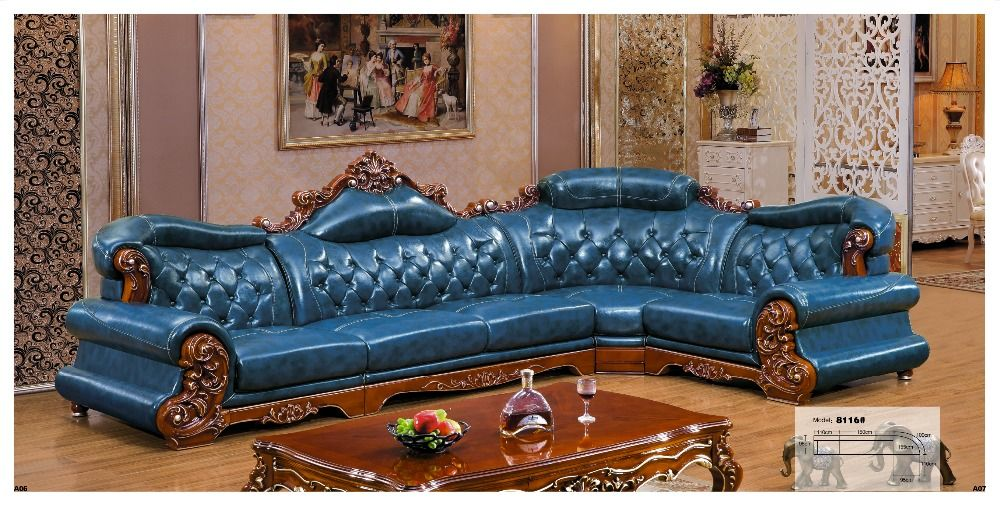 Iexcellent Designer Corner Sofa Bed European And American Style Sofa Recliner Italian Leather Sofa Set Living Italian Leather Sofa Leather Sofa Set Corner Sofa