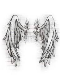 Image Result For Realistic Angel Wings Drawing With Images