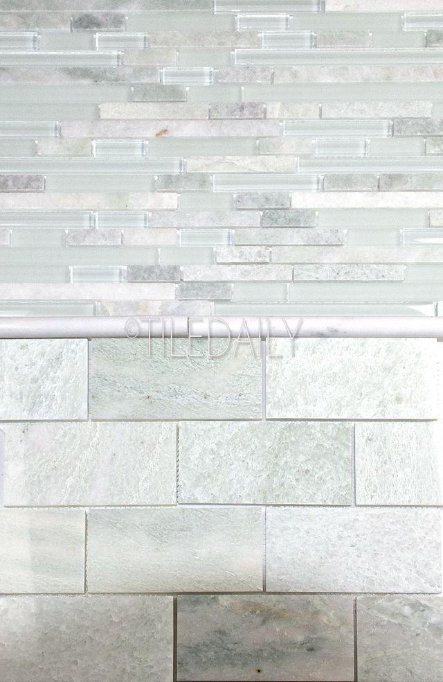 Ming Green Marble Subway Tile Mosaic Bathroom Tile Green Marble Green Mosaic Tiles