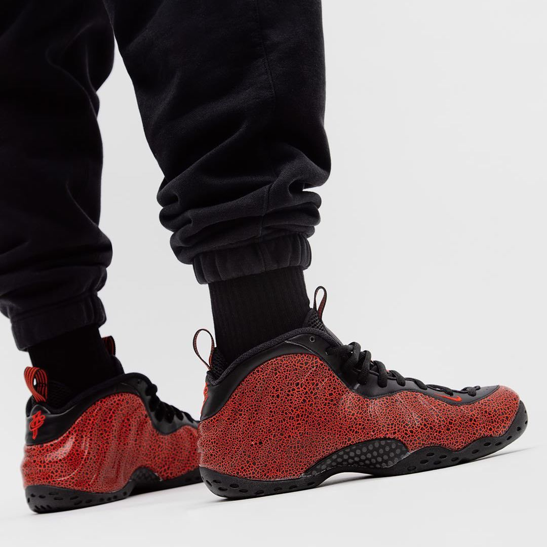 nike air foamposite one CNY 4Wear Testers