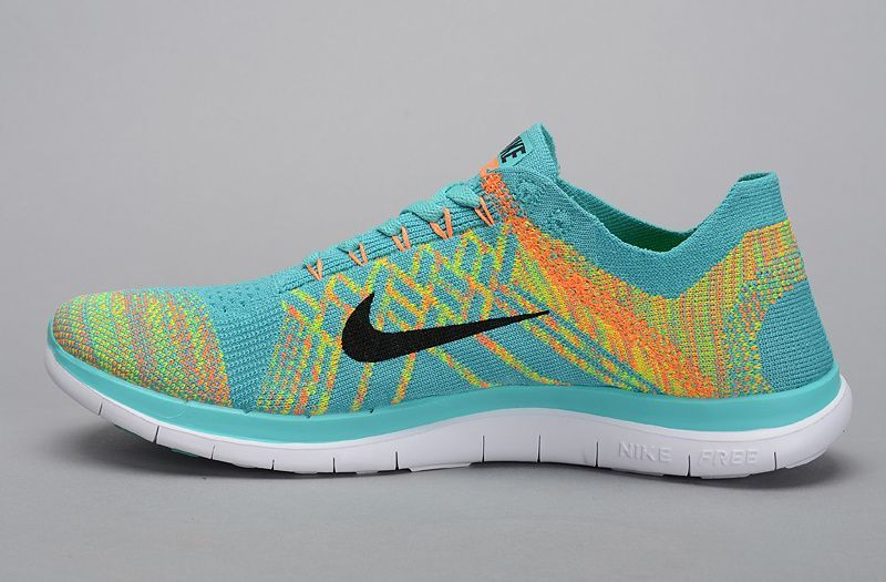 2015 new NIKE FLYKNIT Mens Running Shoes - Green/Yellow discount off online  store for outlet
